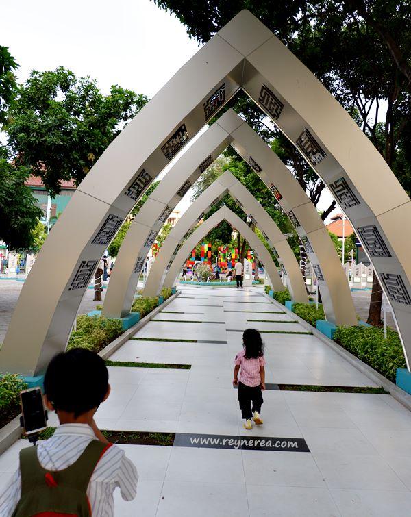 wisata taman di surabaya yang buka