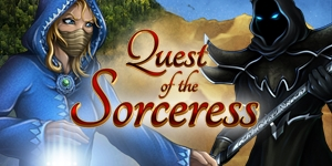 لعبة Quest of the Sorceress سعي الساحرة