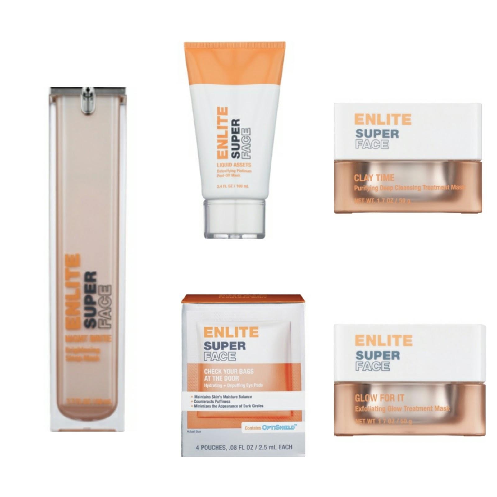 new enlite skincare line at cvs the budget beauty blog
