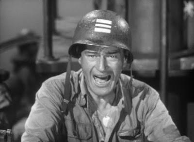 LCDR Duke E. Gifford ( John Wayne ) - La flota silenciosa (1951) Operation Pacific