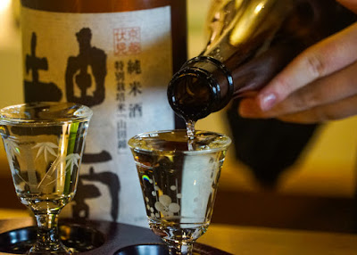 Kyoto Sake Brewery Tour in Fushimi Sake District