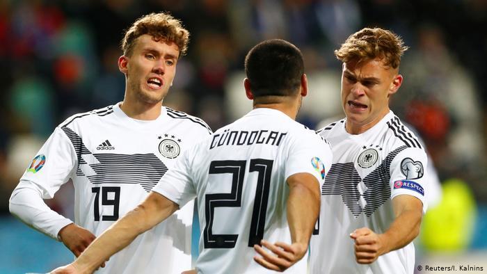 مشاهدة مباراة استوانيا والمانيا بث مباشر اليوم 13-10-2019 في  في تصفيات كاس الامم الاوروبية 2020