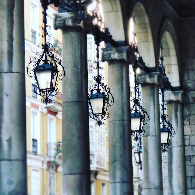 Is Santander worth visiting? Check out the gorgeous lamps