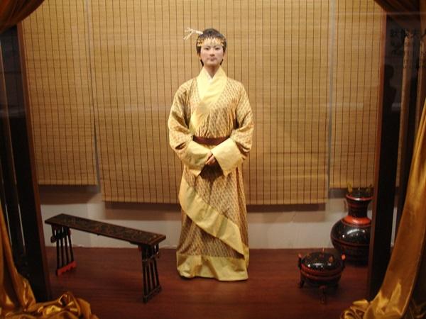 ท่านหญิงซินจุย (Xin Zhui: 辛追)