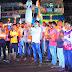 भारत विश्व युवा संगठन मानव सेवा संस्था व विश्व हिंदू सेवा संघ ने शी जीनपींग का पुतला फुका
