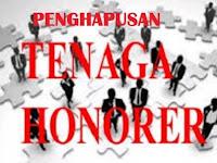 Pemerintah Akan Menghapus Tenaga Honorer (?)