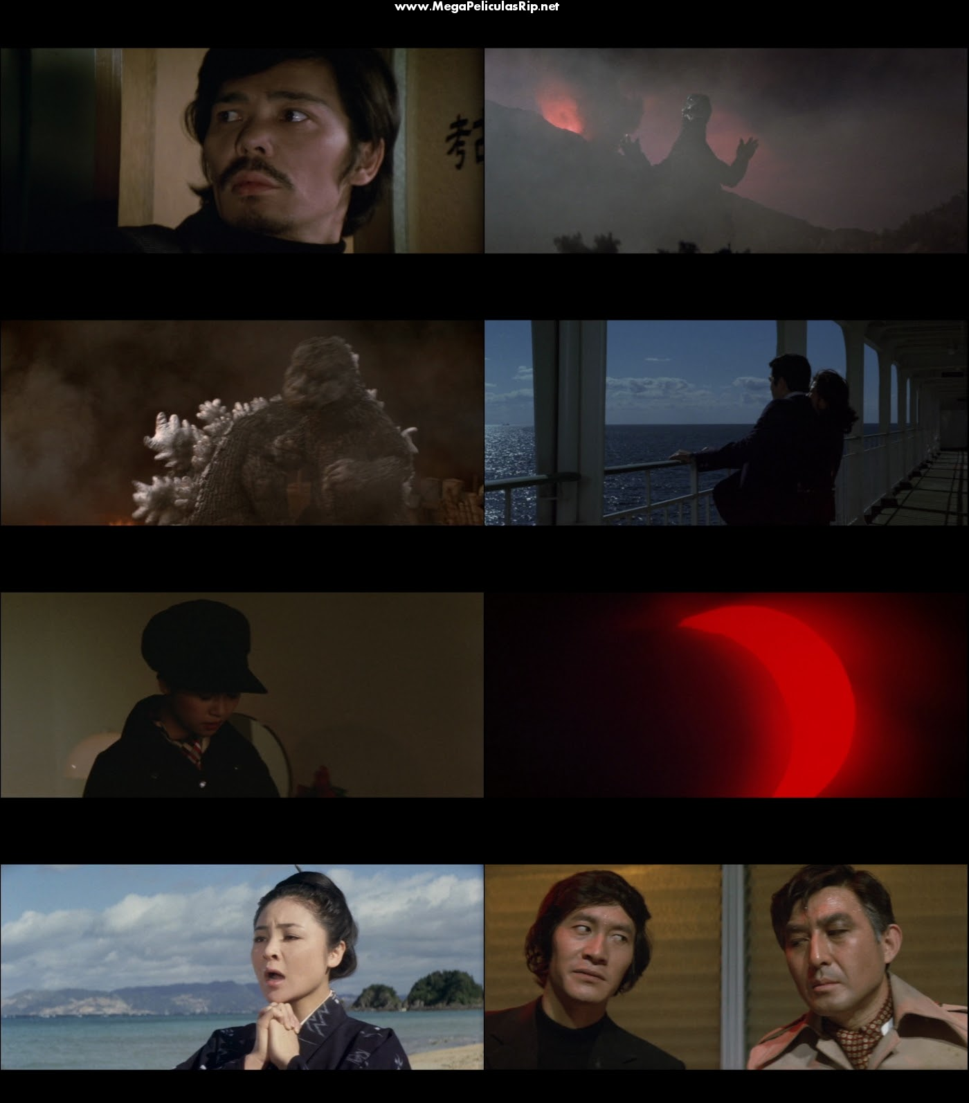 Godzilla VS Mechagodzilla 1080p