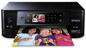 Epson XP-640 Driver Download - Windows, Mac FREE