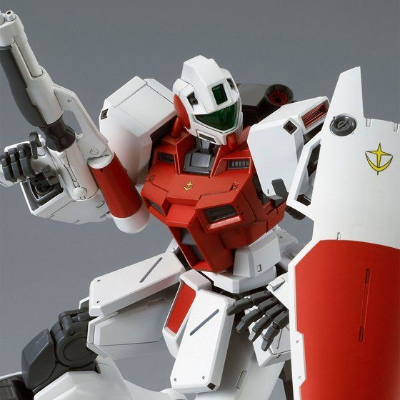 P-Bandai: MG 1/100 GM Command Space Type