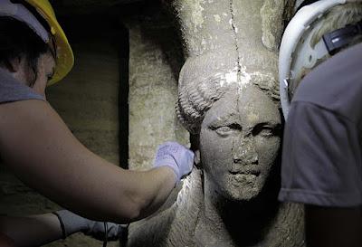 Αμφίπολη: Ένα οικουμενικό μνημείο με μεγάλη αξία που μπορεί να γίνει πόλος αναπτυξης
