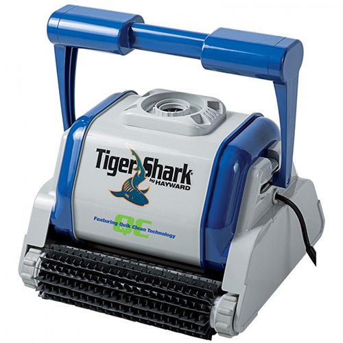 Robot piscine Tiger Shark Quick Clean Hayward