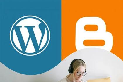 Kata siapa blogging melalui blogspot itu amatiran?