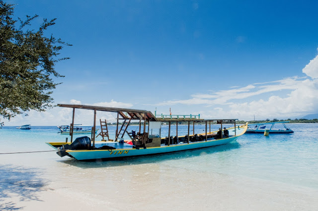 gili air Indonesia foto