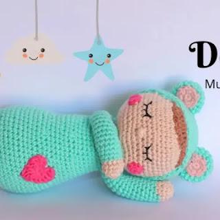 Amigurumi Bebé a Crochet