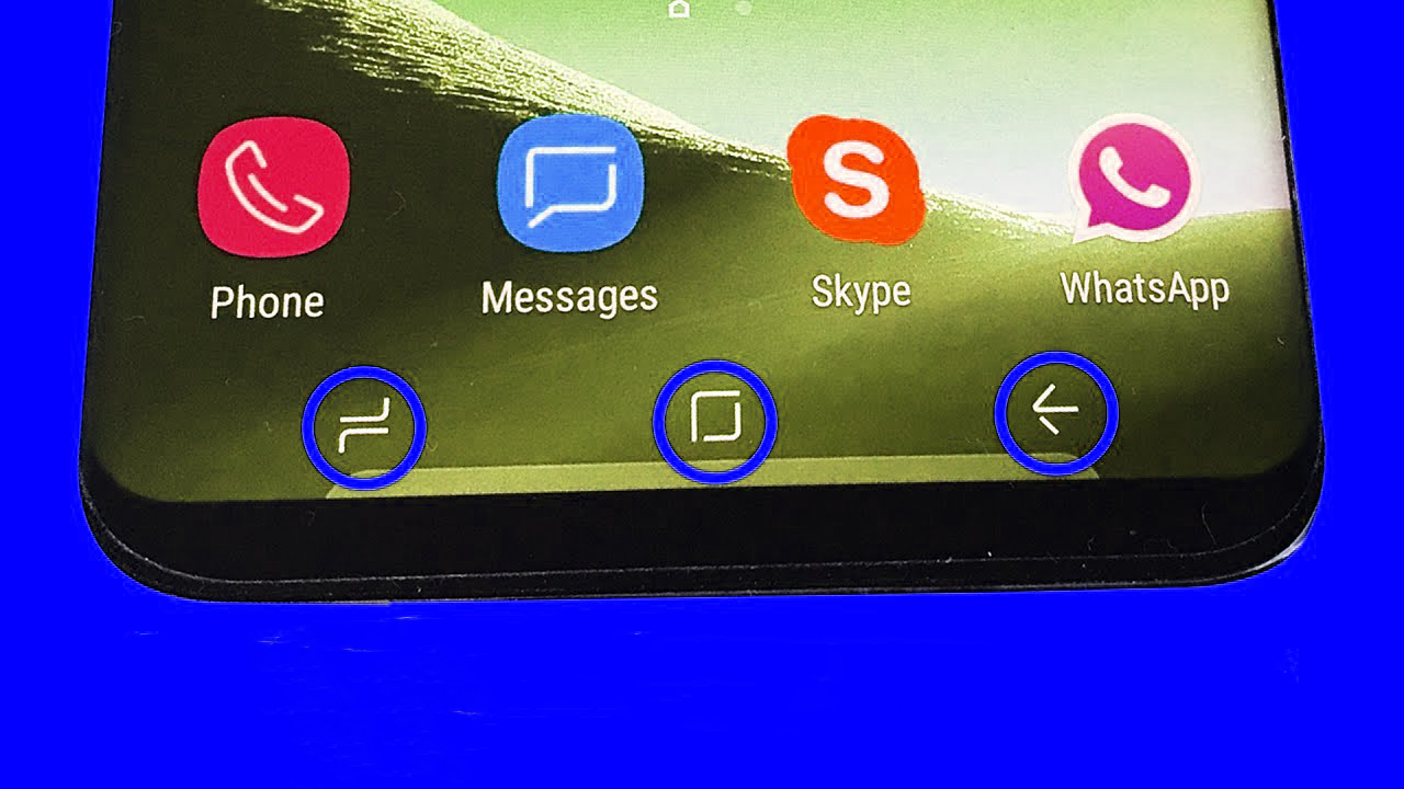 auto-hide-navigation-bare-in-android