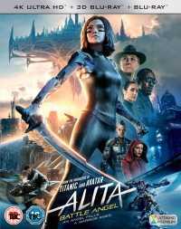 Alita Battle Angel 3D Full Movie Download Hindi, Tamil, Telugu, Eng [1080p]