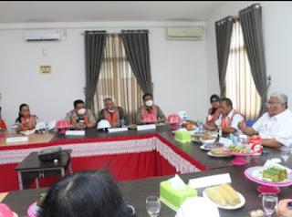 Dorong Putra Daerah Sultra Berinvestasi, Kepala BKPM: Harus Profesional