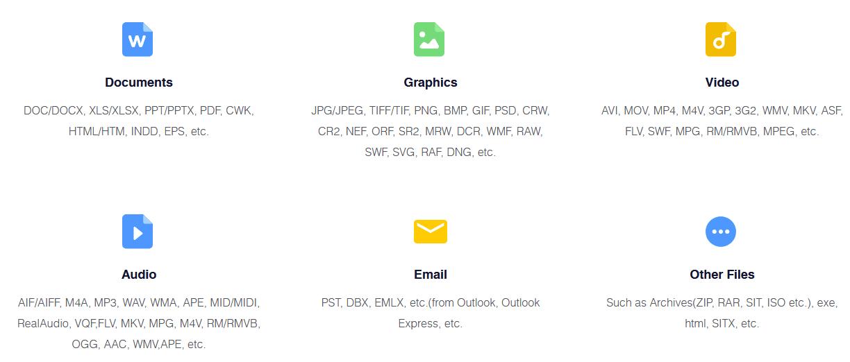 افضل برنامج استعادة الملفات المحذوفة من الكمبيوتر مجانا