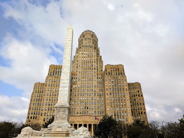 Historic architecture in Buffalo, New York: Art Deco City Hall
