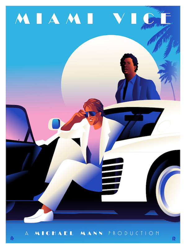 Miami Vice Serie Completa Ingles