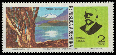 Argentina Francisco Pascasio Moreno