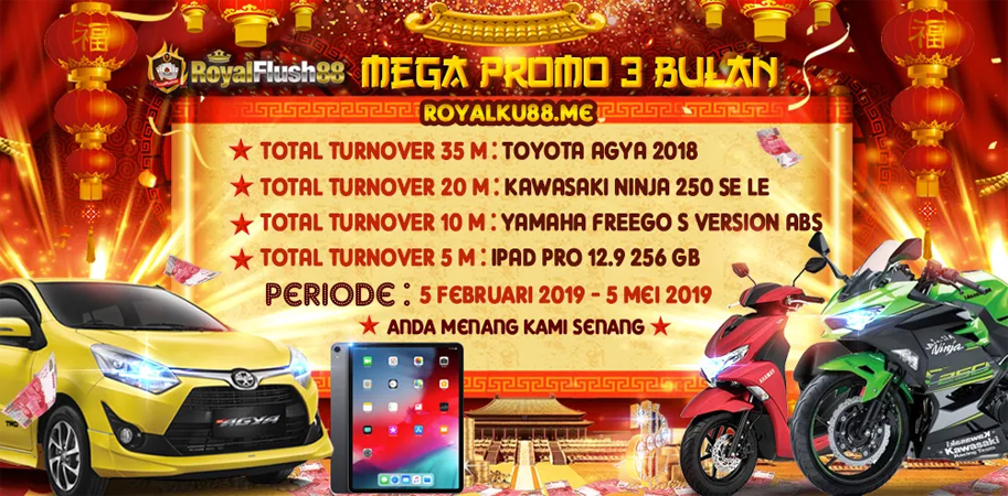 Mega Promo RoyalFlush88