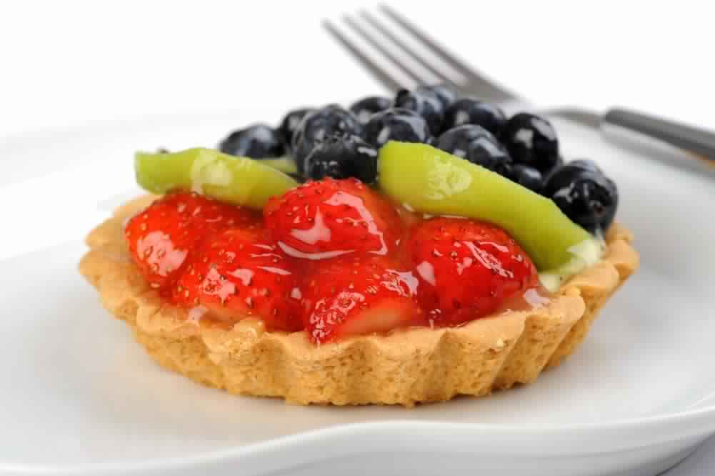 recette tartelettes aux fruits recettes de cuisine facile. Black Bedroom Furniture Sets. Home Design Ideas