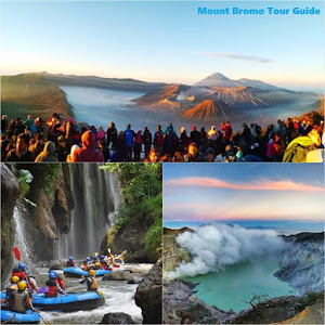 Mount Bromo, Songa Rafting, Ijen Crater Tour 3 days