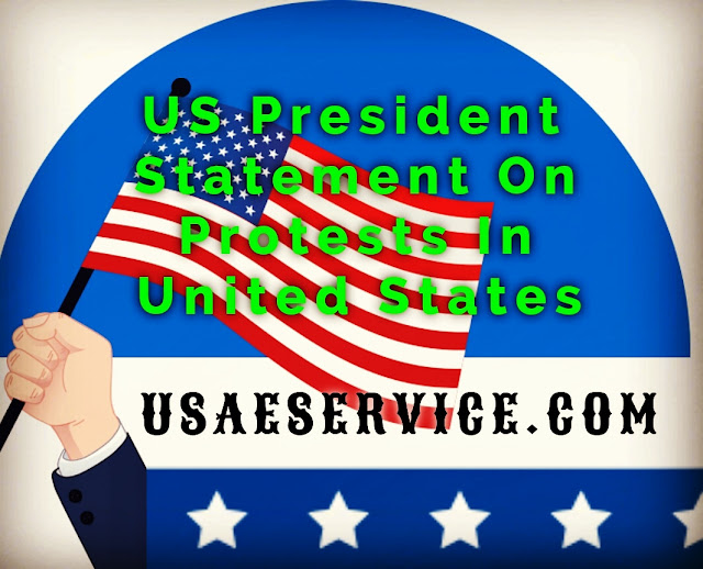 United States President Statement