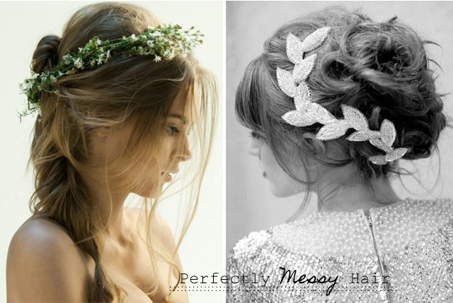 Marvelous Simple Messy Wedding Hairstyles Expensive Wedding Celebration Blog Short Hairstyles Gunalazisus