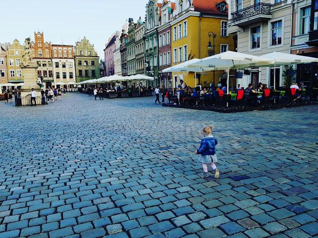 Stary Rynek- Polecane restauracje dla rodzin z dziećmi