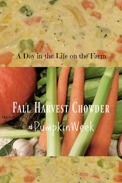 Fall Harvest Chowder pin
