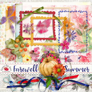 Farewell Summer Collection & Free Mini Kit