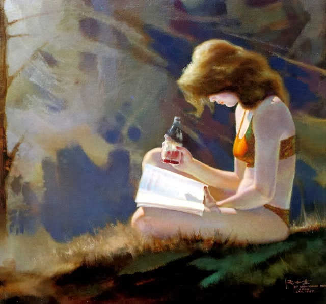 Reading and Art: William Shih-Chieh Hung