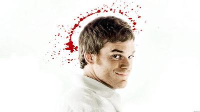 Hola, Dexter Morgan. Ver. Oír. Contar.