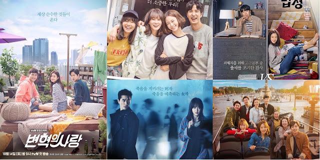 10月新上檔的9部精采韓劇