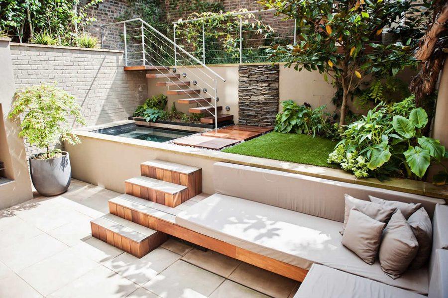 Marzua piscinas elevadas o de superficie la soluci n - Tamanos de piscinas ...