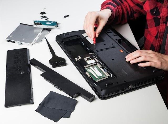 laptop repairing by Telecombazaar 8802138665