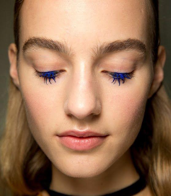Tendances maquillage des yeux et comment porter ses sourcils - printemps/été 2016 - Blog beauté Les Mousquetettes