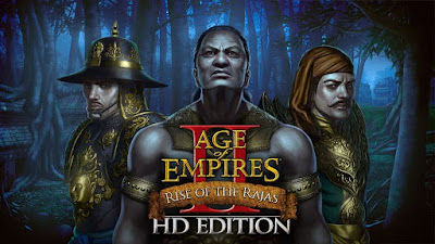 Age of Empires II HD Rise of the Rajas-RELOADED