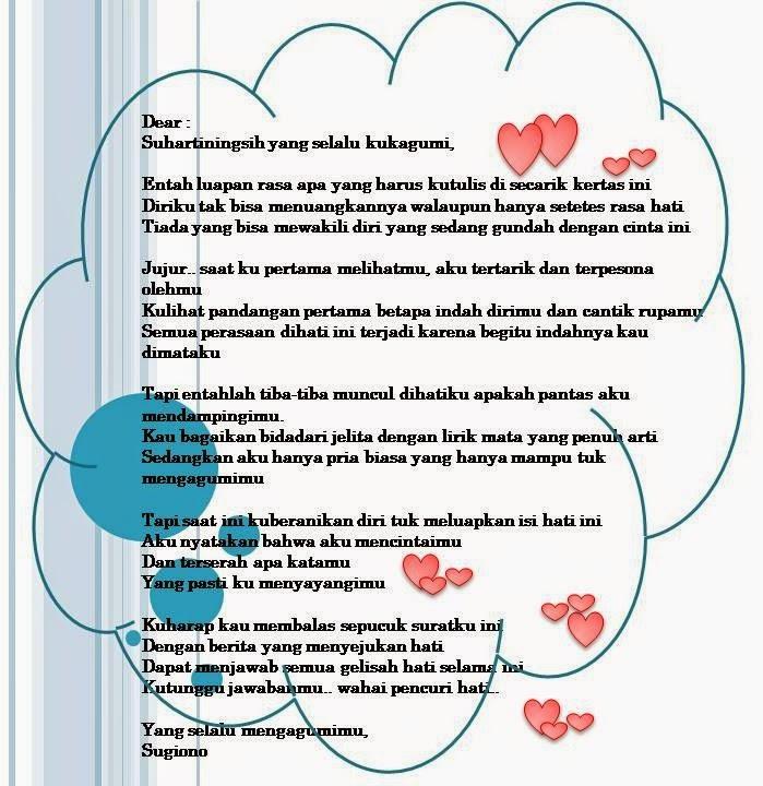 Contoh Surat Pribadi dalam Bahasa Sunda Yang Baik dan