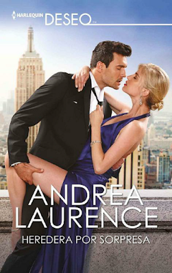 Andrea Laurence - Heredera Por Sorpresa