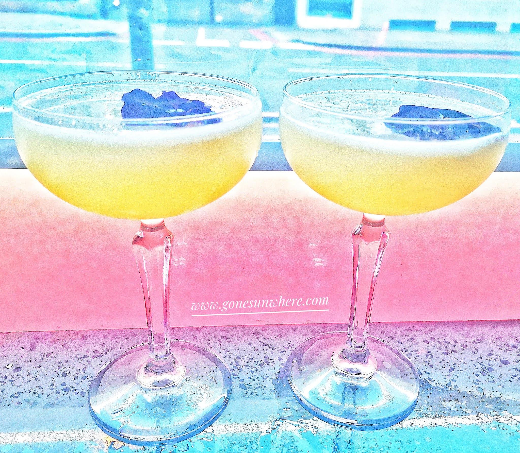 Ball pit cocktail bar