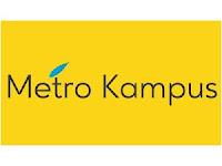 Lowongan Kerja Tetap Metro Kampus UGM - Yogyakarta (Gaji UMR Sleman Rp. 1.846.000)