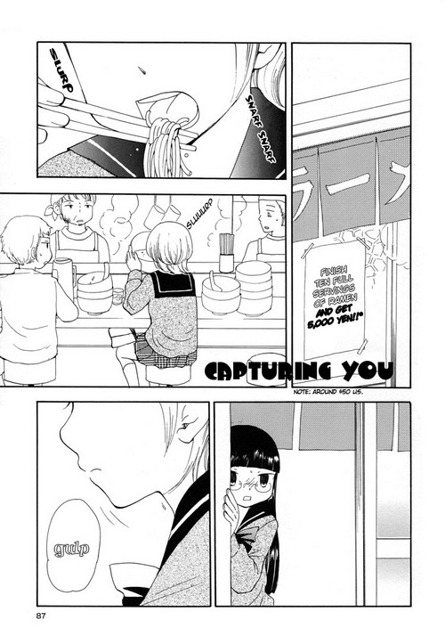 Capturing You | Yuri Manga Pdf Download-Read