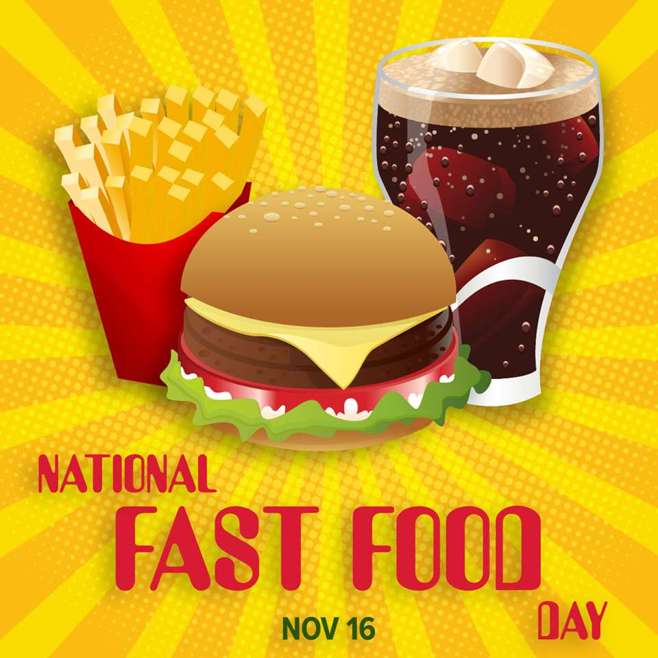 National Fast Food Day Wishes Lovely Pics