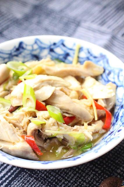 poulet au vinaigre hunan
