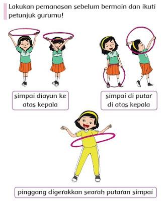 contoh gerakan permainan simpai seperti dalam gambar