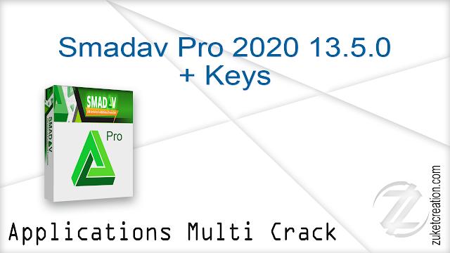 Smadav Pro 2020 13.5.0 + Keys