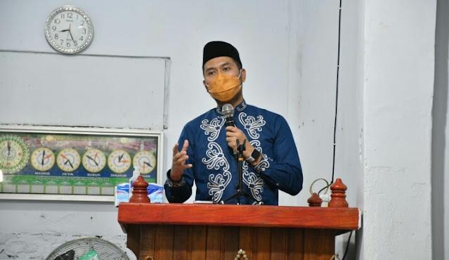 Besok, Bupati ASA Salat Id di Masjid Islamic Center